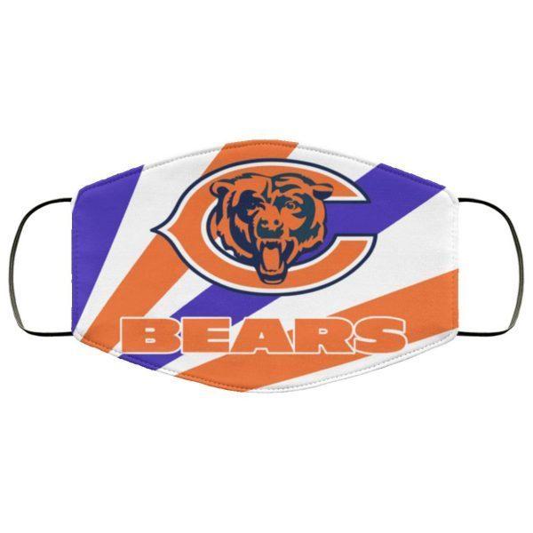 Fan Chicago Bears Face Mask