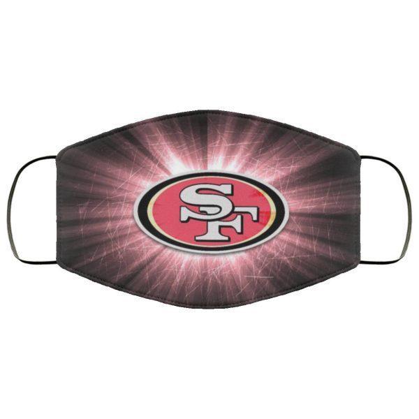 San Francisco 49ers Face Mask