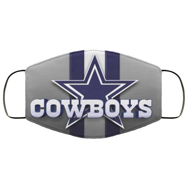 Selling Dallas Cowboys cloth Face Mask