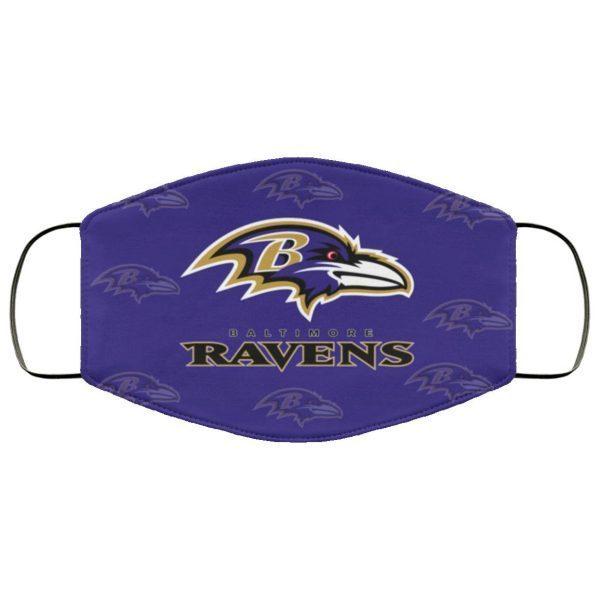 Baltimore Ravens Face Mask
