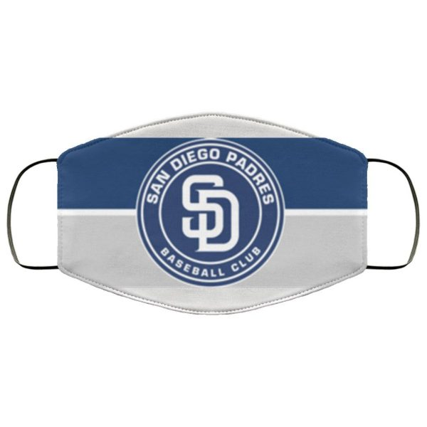 San Diego Padres face Cloth Face Mask