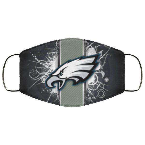 Face Mask Philadelphia Eagles Face Mask