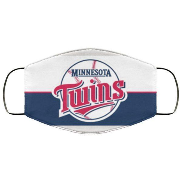 Minnesota Twins face Cloth Face Mask