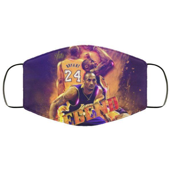 Legend Kobe Bryant Face Mask