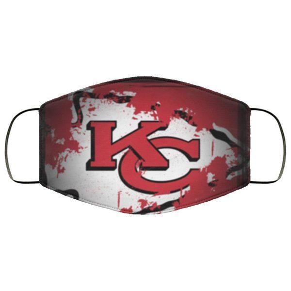 Kansas City Chiefs Face Mask