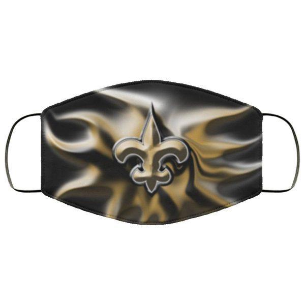 US New Orleans Saints Face Mask