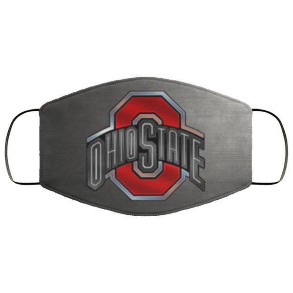Ohio State Buckeyes Face Mask