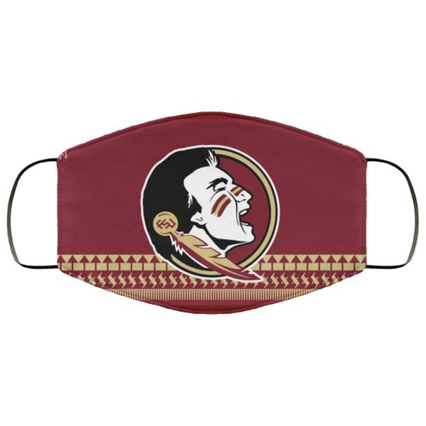 Florida State Seminoles Face Mask