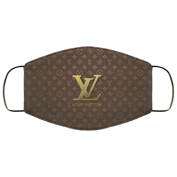Fan Louis Vuitton Face Mask