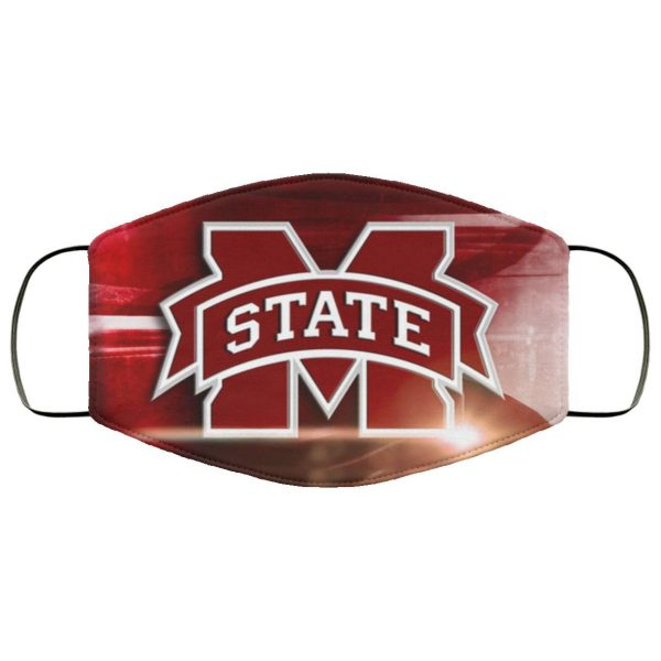 Mississippi State Cloth Face Mask