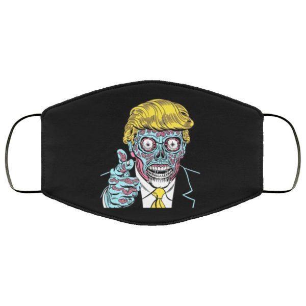 Unique US President Donald Trump Face Mask