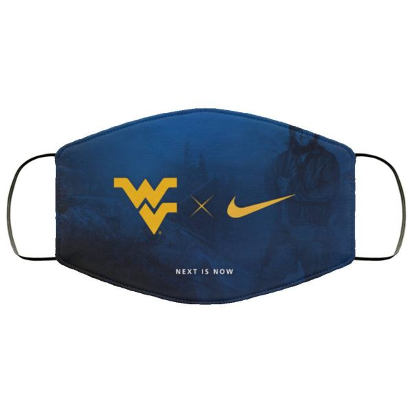 WVU-Nike Face Mask