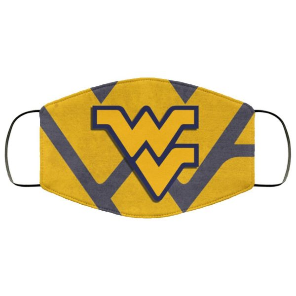 WVU-State of WV Face Mask