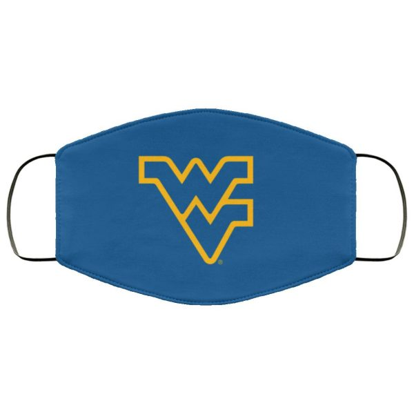 WVU Logo – West Virginia University Face Mask