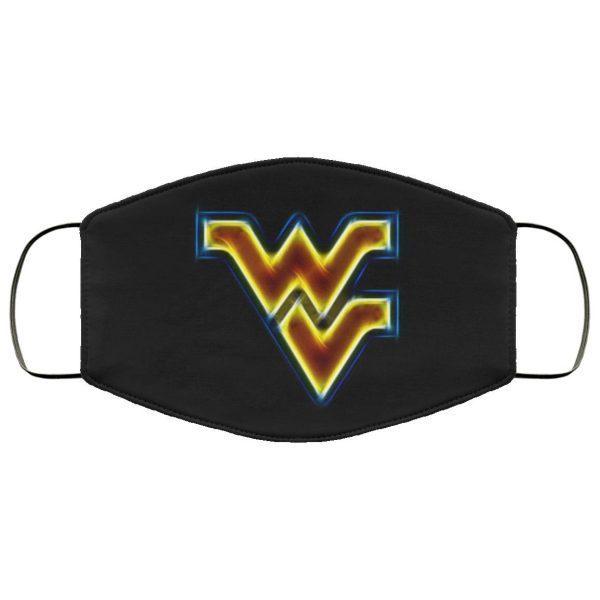 WVU West Virginia University Face Mask