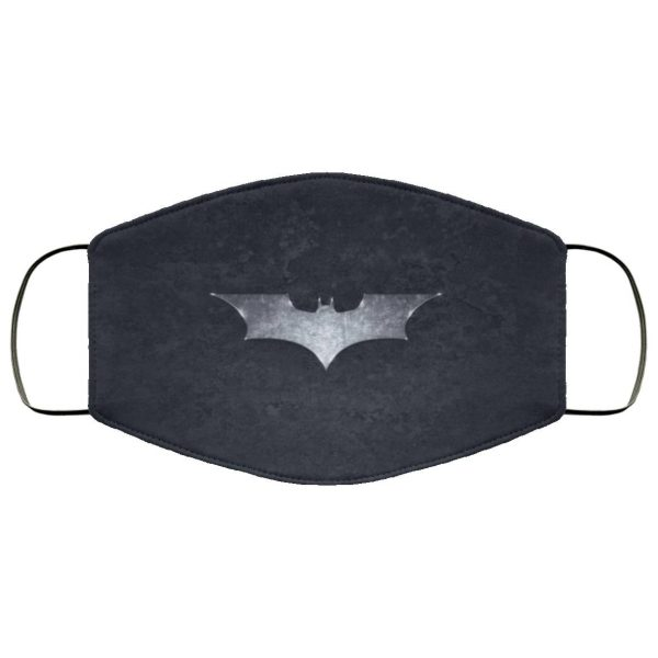 Batman Logo HD Face Mask