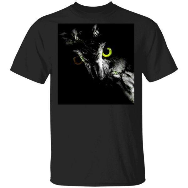 Angry baby owl shirt T-Shirt