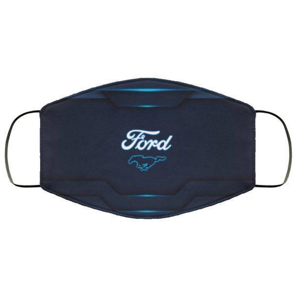 Ford Logo Wallpaper Hd Face Mask