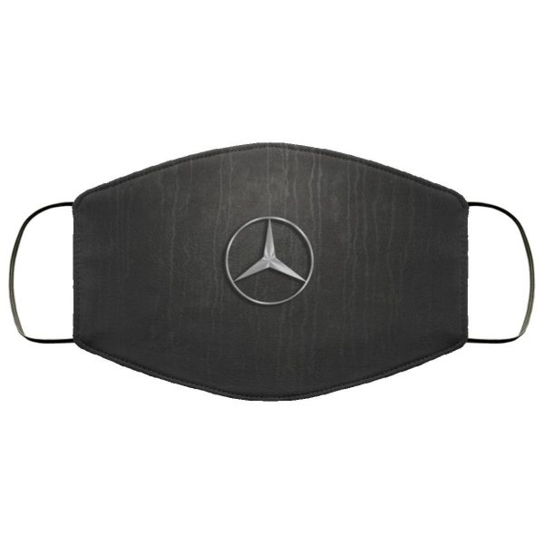 Mercedes Wallpapers Face Mask