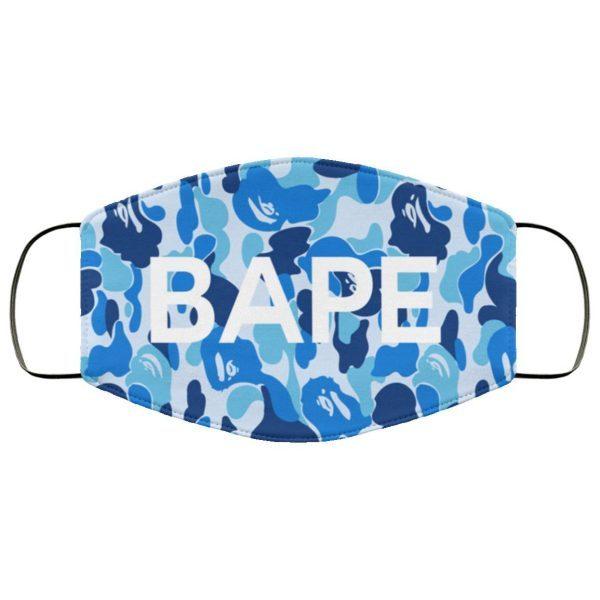 Bape Shark Face Mask