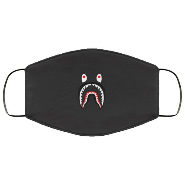 Supreme BAPE Shark Face Mask