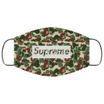 Supreme X BAPE Face Mask