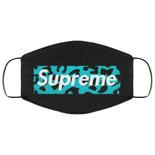 The Hundreds and Supreme Face Mask