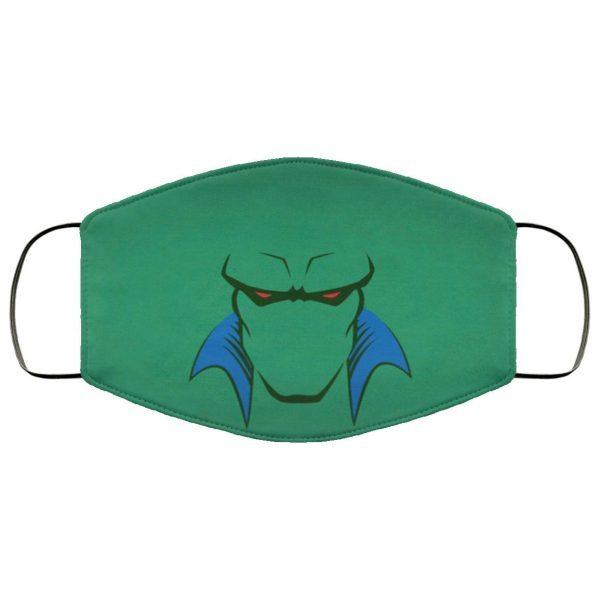 DC Comics Heroes Martian Manhunter Face Mask