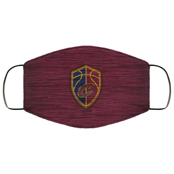 Cleveland Cavaliers Logo 4k Face Mask