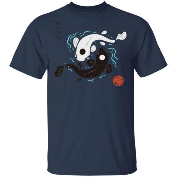 Yin-Yang Koi Fish T-Shirt