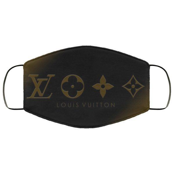 Louis Vuitton Fan Face Mask