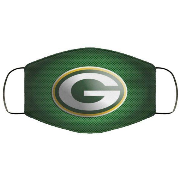 Fan Green Bay Packers Face Mask