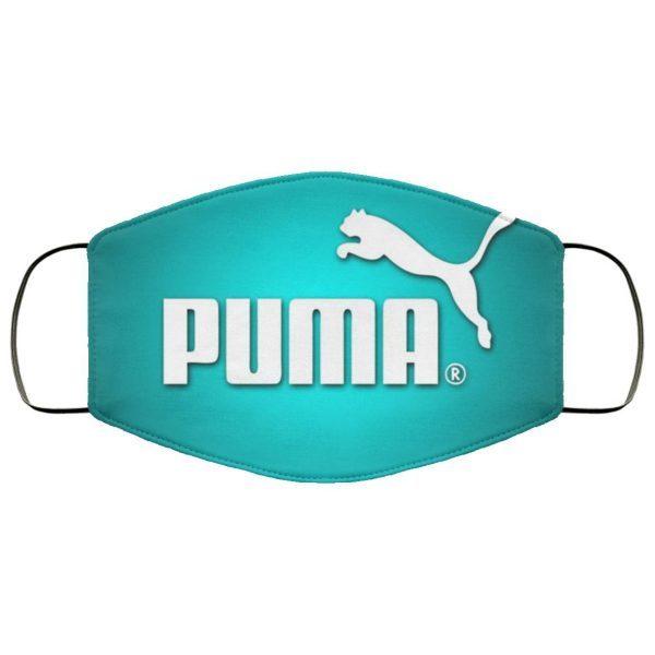 Puma Symbol Face Mask