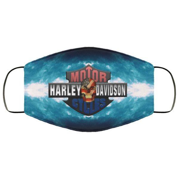Harley-David-son-13 Face Mask