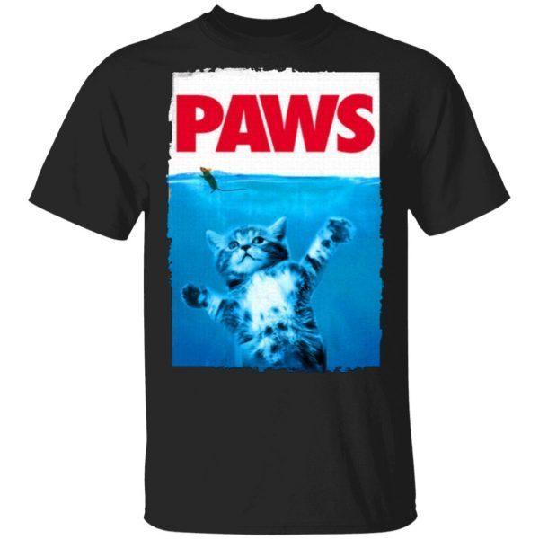 PAWS 80s Movie Parody T-Shirt