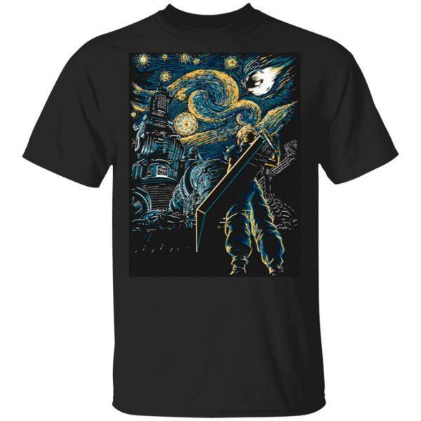 Starry Remake T-Shirt