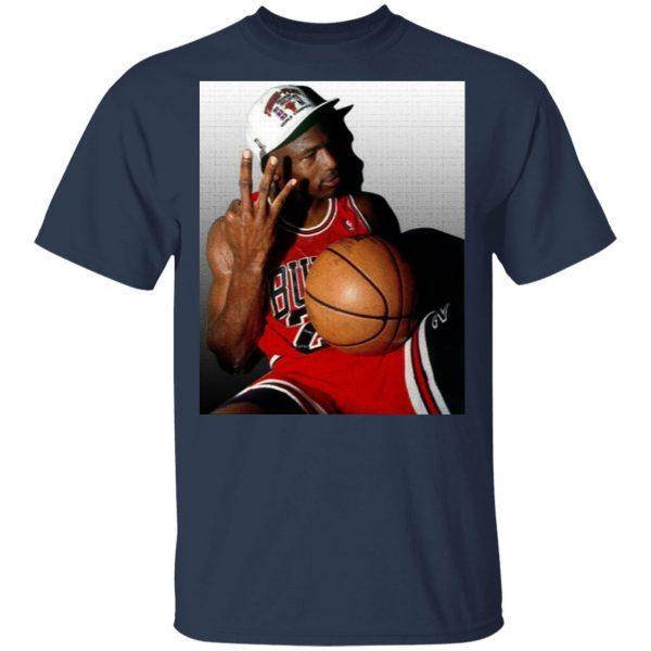 three point T-Shirt
