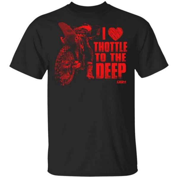 Bikers Deep Limited Edition 0853 T-Shirt