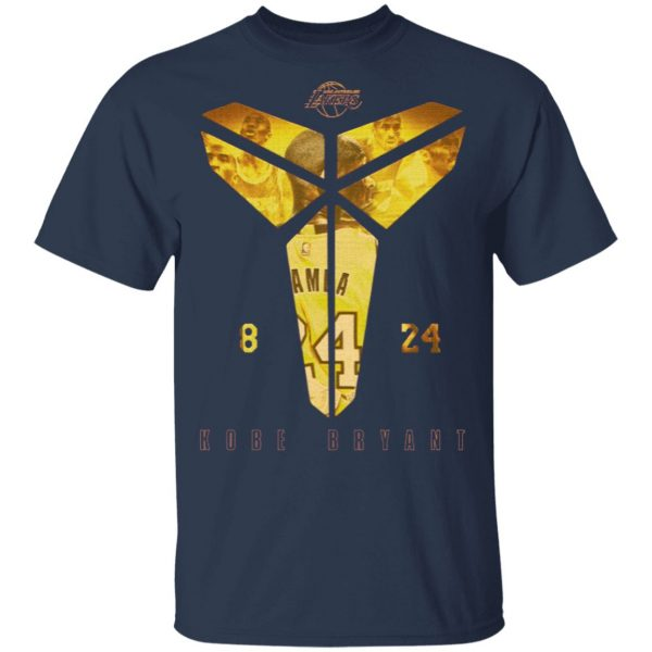 Kobe Bryant The Black Mamba T-Shirt