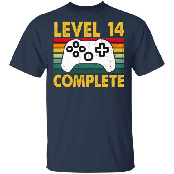 14th Wedding Anniversary Level 14 Complete Gift T-Shirt