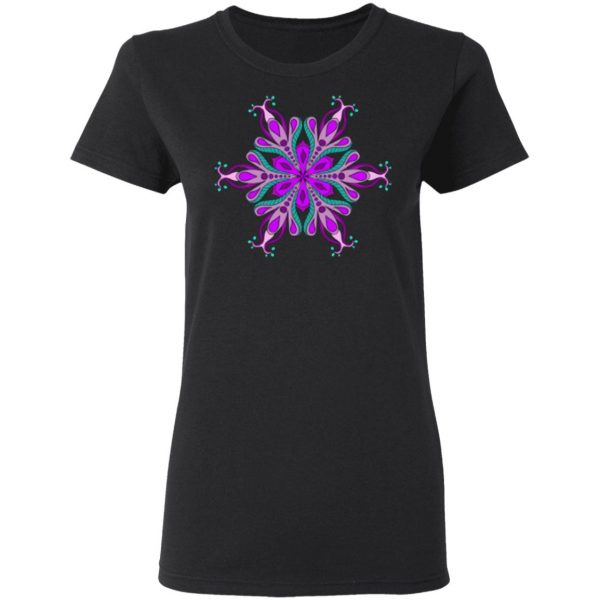 coloured design T-Shirt