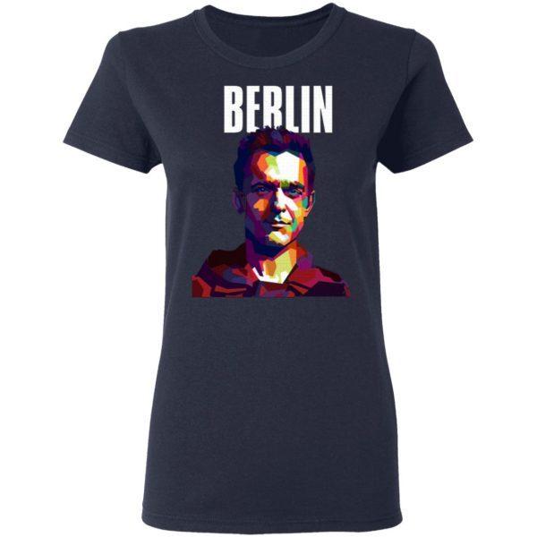 La Casa de Papel – Berlin T-Shirt