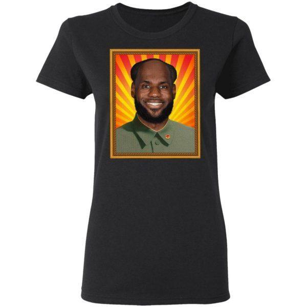 Chairman Lebron Mao T-Shirt