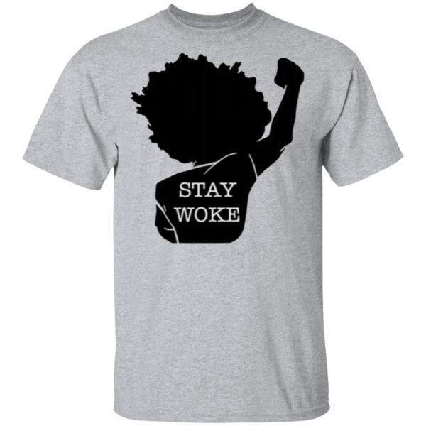 Stay Woke Sweater Shirt