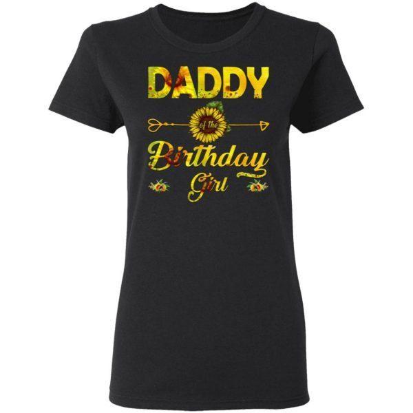 Daddy Of The Birthday Girl T-Shirt