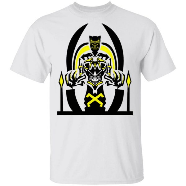 King Wakanda In Show T-Shirt