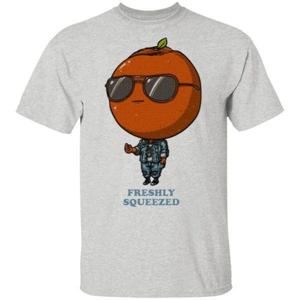 Freshly Squeezed Orange Cassidy T-Shirt