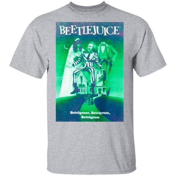 Rebecca BrownBeetlejuice Movie Graphic Gender Dear Old Navy Beetlejuice Halloween T-Shirt
