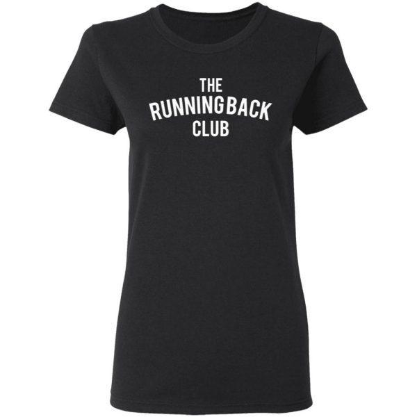 The Runningback Club T-Shirt