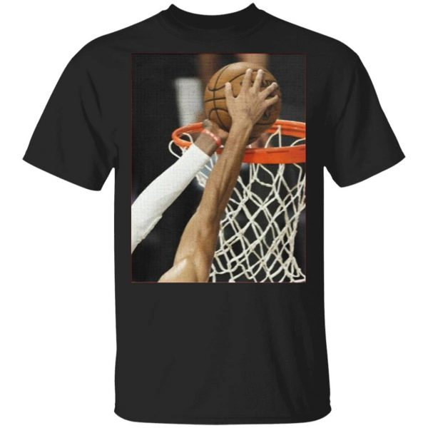 Court Culture Bam Block Moments T-Shirt
